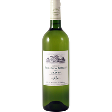 """Vin blanc AOP Graves """"Château Pavillon de Boyrein"""", 12.5°, 75cl"""