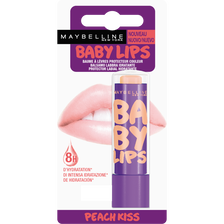 "Baume à lèvres ""Baby lips"" peach kiss MAYBELLINE"