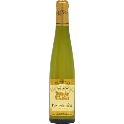 "Alsace AOC blanc Gewurztraminer ""Rosenhof"" U 37,5cl"