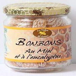 Bonbons au miel et à l'eucalyptus, 140g