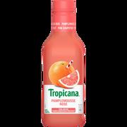 Tropicana Jus De Pamplemousse Rose De Floride Tropicana, Bouteille En Plastiquede 90cl