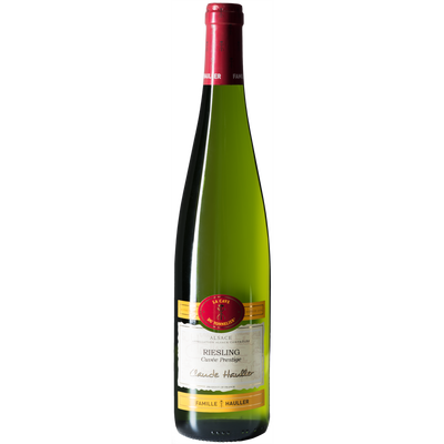 Alsace AOC blanc Riesling Louis Hauller 2011 MRP, 75cl