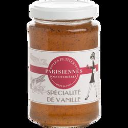 Spécialité de vanille LES PETITES PARISIENNES, 280g