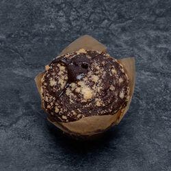 Muffin chocolat, 1 pièce, 95g