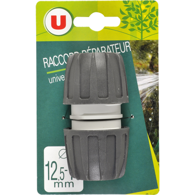 Raccord réparateur universel U, 12/15mm 16/19mm