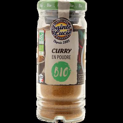 Curry en poudre Bio SAINTE LUCIE