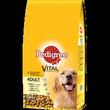 Croquettes pour chien adulte Vital Protection à la volaille PEDIGREE,10kg
