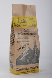 CAFE ITALIEN MOULU LE COMMINGEOIS 250G