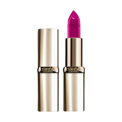 Rouge à lèvres color riche 132 magnolia irrévérent nu L'OREAL PARIS
