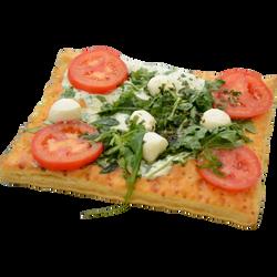 Tarte fine tomates mozzarella sauce pesto MIX BUFFET, 250g