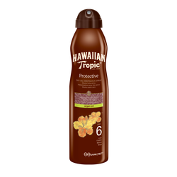 Brume huile d'argan spf6 HAWAIIAN TROPIC, vaporisateur de 177ml