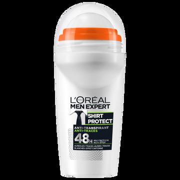 L'Oréal Déodorant Anti-transpirant Shirt Protect Men Expert, Bille 50ml
