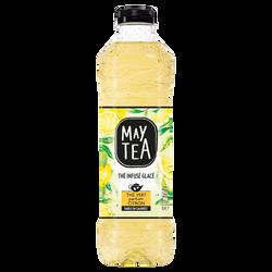 Thé infusé glacé saveur citron MAY TEA, bouteille de 1l