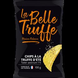 Chips à la truffe d'été 1% LA BELLE TRUFFE 100g