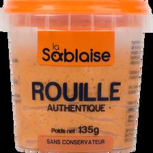 Sauce rouille comme à la maison LA SABLAISE, 135g