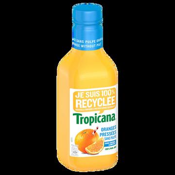 Tropicana Jus D'orange Sans Pulpes Tropicana, 90cl