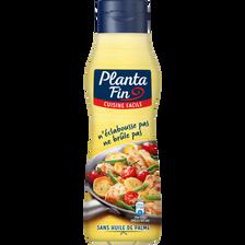 Liquide végétal de cuisson, 82% de MG, cuisine facile PLANTA FIN, 500ml