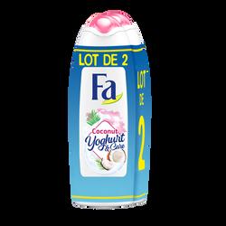 Douche yoghurt coconut FA flacon 250ml