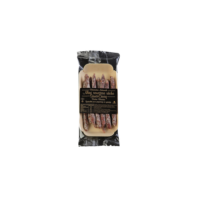 Sauci crocq nature, ROCHES BLANCHES, 100g
