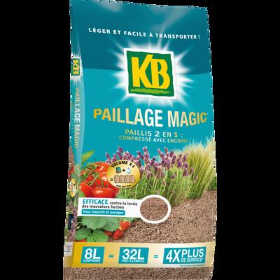 Paillage magic KB, 8 litres