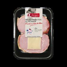 Médaillon de porc fumé au fromage, MAÎTRE JACQUES, France, 2 pièces 240 g