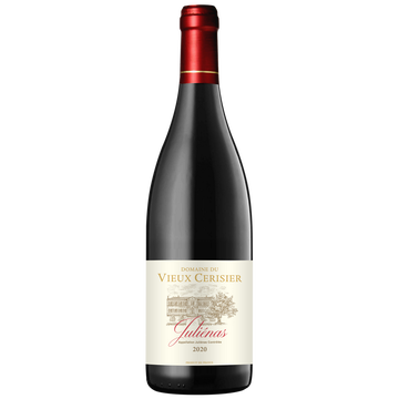 as Julienas Aop Rouge Domaine Du Vieux Cerisier 2020 75cl