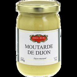 Moutarde de Dijon ERIC BUR, 200g