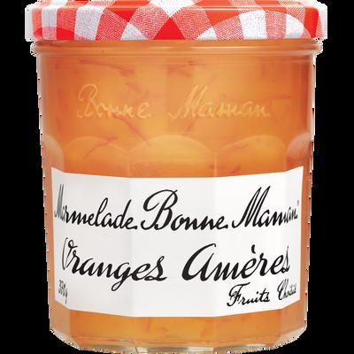 Marmelade d'oranges amères BONNE MAMAN,370g