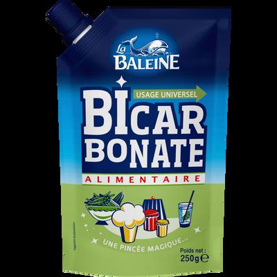 Bicarbonate alimentaire LA BALEINE, sachet de 250g
