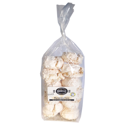 Macaron coco BRIEUC, 180g