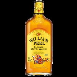 Scotch Whisky WILLIAM PEEL, 40°, 1litre édition limitée