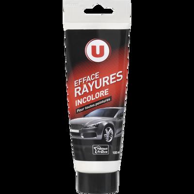 Efface rayures U, tube 100ml
