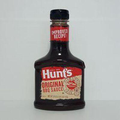 Sauce barbecue originale HUNT'S bouteille 510g