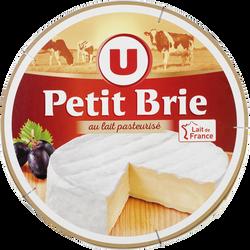 Petit Brie pasteurisé U, 32%mg, 500G