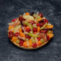 Tarte fruits assortis hiver prestige, 6 parts, 1,000kg