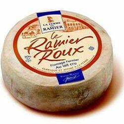 Le Ramier Roux, lait cru de vache, 30%MG
