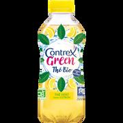 Contrex Eau Aromatisée Thé Vert Citron Contrex Bio 75cl