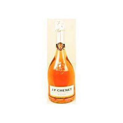 Vin mousseux rosé Brut J.P. CHENET, 12°, bouteille de 75cl