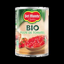 Tomates pelées bio DEL MONTE, 240g