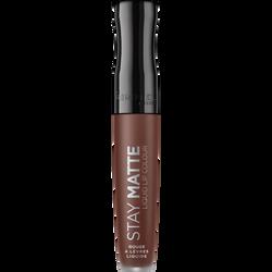 Rouge à lèvres stay matte liquid 733 RIMMEL, nu, 5,5ml