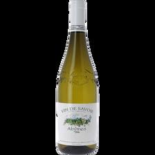 Vin blanc AOP de Savoie Abymes, 75cl