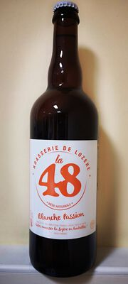 BLANCHE PASSION 75CL