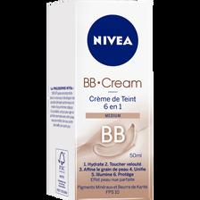 BB Crème médium NIVEA VISAGE, 50ml