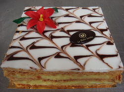 Millefeuille 6/8 Parts