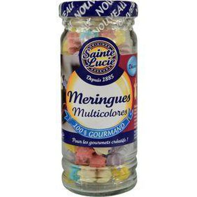 MERINGUES MULTICOLORES 35G