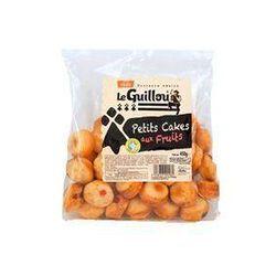 Petits cakes aux fruits LE GUILLOU, sachet de 450g