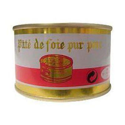 Pâté de foie pur porc RENE CABANES, 130g