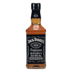 Tennessee Whiskey JACK DANIEL'S, 40° 35cl