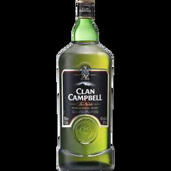 Scotch whisky CLAN CAMPBELL, 40°, 1,5l