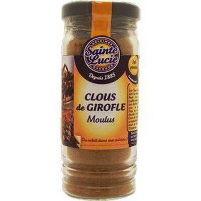 CLOUS DE GIROFLE MOULUS 40G